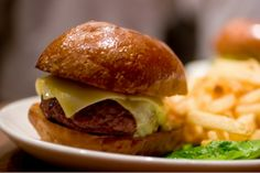 The Npa burger is famous as a late-night dish of choice among SF chefs. Nojo's Greg Dunmore explains on chefsfeed.com. #burger #grassfed #sf