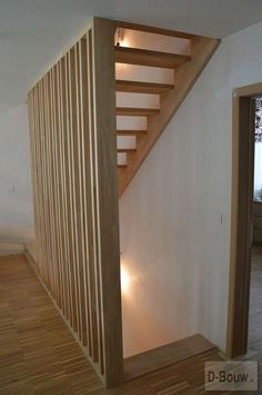 verbouw ideeën Diy Crafts For Home cool diy crafts for the home Loft Staircase, House Stairs, Staircase Design, Casa San Sebastian, Loft Conversion Stairs, Villa Interior, Stair Lighting, Modern Stairs, Stairway To Heaven