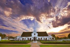 African Sunset African Sunset, Portfolio Images, Architectural Photography, The Past, Real Estate, Clouds, Mansions, Architecture, House Styles