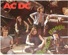 1976/09/23 - DEU, Hamburg - Scrapheap Bon Scott, Angus Young, Malcolm Young, Mark Evans, Phil Rudd