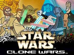 A guide listing the titles and air dates for episodes of the TV series Star Wars: Clone Wars Star Wars Clone Wars, Lego Star Wars, Count Dooku, Cartoon Games, Animated Cartoons, Obi Wan, Far Away, Childhood Memories, Clip Art