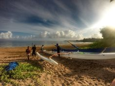 Hawaiian Outrigger Canoe: A must do when visiting Maui.
