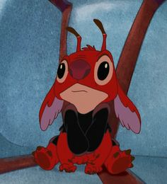 leroy from lilo and stitch | leroy and stitch on Tumblr