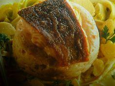 ricette con pesce - sformato di trota