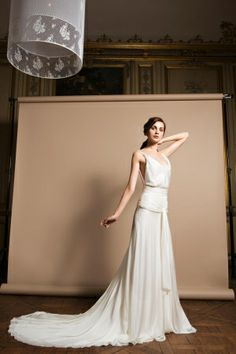 Delphine Manivet 2014 Collection Designer Wedding dresses 2014
