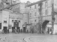 """Old time cinemas in Lisbon, revisited (in Portuguese): De """"O Circo"""" a """"Aniki Bobó"""", a iniciativa """"Salão Piolho"""" da Fundação Inatel vai levar filmes aos mesmos locais onde existiram salas de cinema há mais de um século, como o Chiado Terrasse e o Salão Lisboa."""