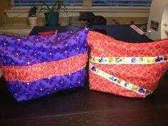 Zipper bags for my kiddo's teachers