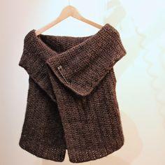 bare hege: Wrap vest