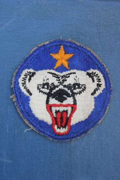 U.S. Army Alaska Shoulder Patch by TheSmallestThing on Etsy, $6.00