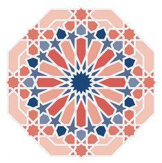 learn to tesselate with an islamic design workbook