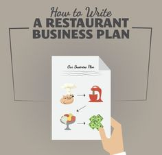 As a restaurant owner, you need to create a solid business plan before you even think about opening up your doors. #business #plan