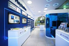 (*** http://BubbleCraze.org - Best-In-Class new Android/iPhone Game ***)  Sony PlayStation store by studio IMA, Sejong – South Korea » Retail Design Blog