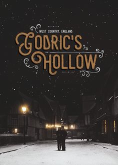 Godric´s Hollow - Harry Potter gif