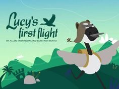 FREE now! Lucy's First Flight- a Geography Storypanda Book from Allen Morrison and Estefani Bravo for iPad. Top 100 Free Apps for Kids: http://www.appysmarts.com/free_apps.php