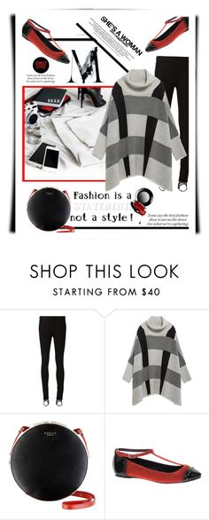 """Fashion iz A Statement Not A Style"" by emcf3548 ❤ liked on Polyvore featuring Maison Margiela, Radley, ASOS, women's clothing, women, female, woman, misses and juniors"