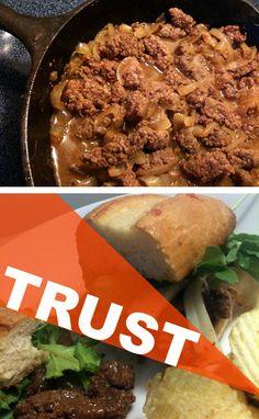 Best-ever Steak Sandwich @pioneerwoman @bloghungry #yumm