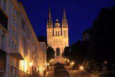 Cathédrale illuminée