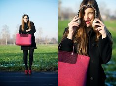 Castaner shoes n bag (by Federica Romani) http://lookbook.nu/look/4404225-Castaner-shoes-n-bag