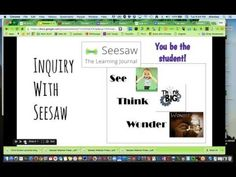 Tech Integration Specialists Deb Henkes and Laura Stanner will share the ins and outs of using Seesaw in the elementary classroom in this hands-on training s...