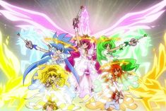 5 Reasons Everyone Should be Watching Glitter Force: Glitter Force is Really Well Animated