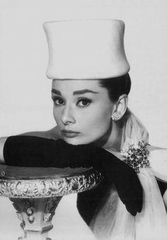 Audrey....