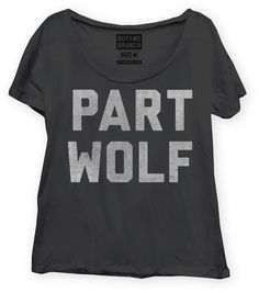 OMG - buying this --immediately-- Part Wolf Black – Buy Me Brunch