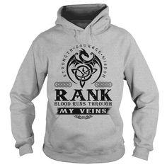 RANK T-Shirts, Hoodies. BUY IT NOW ==► https://www.sunfrog.com/Names/RANK-121975444-Sports-Grey-Hoodie.html?id=41382
