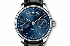 ★ Brilliant Blue ★ IWC