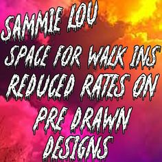 Get in touch on 07596237438 or worcestertattoostudio@hotmail.co.uk for more information.