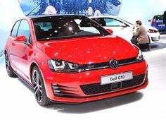 Nuova #Volkswagen #Golf7 GTD