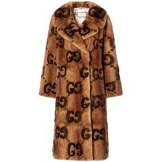Mink fur coat Gucci (€45.000) via Polyvore featuring outerwear und coats