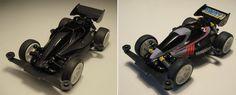 Vanquish Jr. restored by Aran   Mini 4WD   #Mini4WD   #Tamiya
