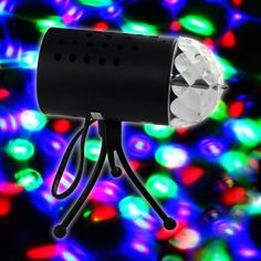 Mini Projector Crystal Magic Ball Laser Stage light Lighting for Party Disco DJ