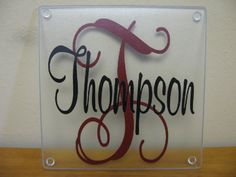 Personalized Cutting Board...Great gift for Wedding, Anniversary, Christmas