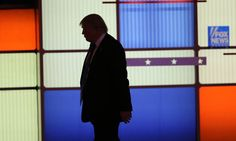 We actually witnessed an interchange — in the first 10 minutes, no less — about how well endowed (or not) he is. Five Big Questions After a Vulgar Republican Debate. Trump has succeeded at nothing as fully as he has at infusing the presidential race with a vulgarity that's absolutely breathtaking. It's worth stopping for a second, letting that sink in and wondering what it says about our country and political process right now. [...]