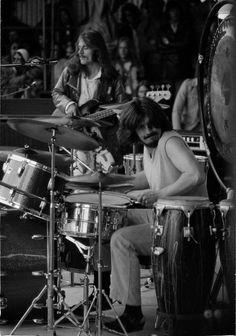 Led Zeppelin's John Paul Jones and John Henry Bonham,  The Best Rhythm Section Duo of All Time.