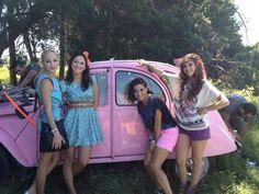 De meisjes van Violetta