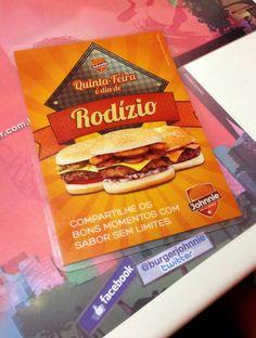 Rodízio Johnnie Special Burger