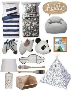 Pillowfort Kids Decor at Target!  Kids Decor | Boys Room | Toddler | Felt Wall Decor | Tee pee | Bedding | adventure www.styleyoursenses.com