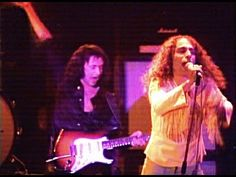 #Rainbow  #KillTheKing. Ritchie Blackmore - Guitar;  Ronnie James Dio - Vocals;  Cozy Powell - Drums;  Bob Daisley - Bass;  David Stone - Keyboards.  Live at the German Rockpalast TV Show 1977