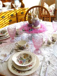 Easter Brunch ~ The Beehive Cottage