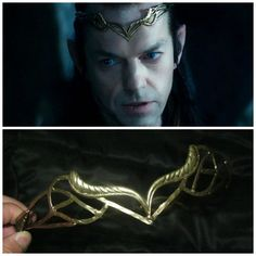 Lord of the Rings Elrond Hair Accessory