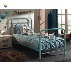 Bring your children's bedroom to life with our range of Bedroom Furniture. Shop bunk beds, children's beds, cabin beds & novelty beds for kids. Childrens Single Beds, Kids Single Beds, Kid Beds, Bunk Beds, Bed City, Lit Simple, Stylish Beds, Extra Bed, Metal Beds