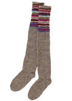 People Tree | Long Striped Socks