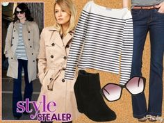 Style Stealer: Margot Robbie's Fabulous French Vibes