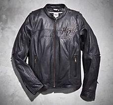 Affinity Leather Jacket