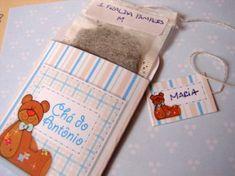 Convite de chá de bebê DIY: 18 ideias criativas e fáceis de fazer