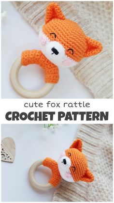 Easy crochet patterns amigurumi animals and more by ToysByKnitFriends Kawaii Crochet, Knit Or Crochet, Crochet Gifts, Cute Crochet, Crochet Baby, Crochet Patterns Amigurumi, Knitting Patterns, Newborn Toys, Baby Toys