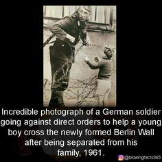 berlin wall, germany, and sad image Creepy Facts, Wtf Fun Facts, Scary Creepy Stories, Spooky Stories, Weird Stories, Short Stories, History Memes, History Facts, Human Kindness