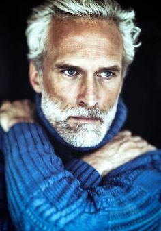 Ingo Brosch, German actor & model, b. 1969.